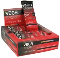 Vega Sport - Natural Plant Based Endurance Bar Acai Berry - 1.8 oz., from category: Nutritional Bars