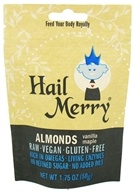 Hail Merry - Almonds Vanilla Maple - 1.75 oz., from category: Health Foods