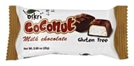Oskri - Mini Coconut Bar Gluten-Free Milk Chocolate - 0.88 oz. by Oskri