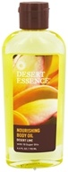 Desert Essence - Nourishing Body Oil Desert Lime - 6.4 oz. CLEARANCE PRICED