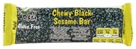Image of Oskri - Chewy Black Sesame Bar Gluten-Free - 1.9 oz.