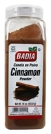Badia - Ground Cinnamon Powder - 16 oz. - $4.48