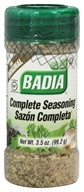 Badia - Complete Seasoning - 3.5 oz. (033844000080)