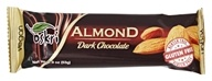 Oskri - Gluten-Free Almond Bar Dark Chocolate - 1.9 oz.