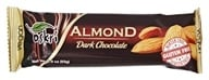 Oskri - Gluten Free Almond Bar Dark Chocolate - 1.9 oz.