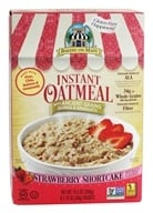 Bakery On Main - Instant Oatmeal Strawberry Shortcake Flavored - 10.5 oz. - $4.93