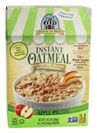 Image of Bakery On Main - Instant Oatmeal Apple Pie Flavored - 10.5 oz.