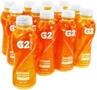 Gatorade - G2 Low Calorie 02 Perform Natural Thirst Quencher Citrus Mango - 16.9 oz. (052000208375)
