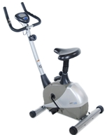 Image of Stamina Products - Magnetic Resistance Upright Exercise Bike 15-5325