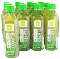 Image of ALO - Original Aloe Drink Elated Aloe + Olive Leaf Tea - 16.9 oz.