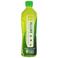 ALO - Original Aloe Drink Allure Aloe + Mangosteen + Mango - 16.9 oz. (812475012255)