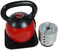 Stamina Products - Kettle Versa-Bell Adjustable Pair 05-3036 - 36 lbs. by Stamina Products