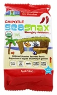 SeaSnax - Premium Seasoned Seaweed Snack Grab & Go Spicy Chipotle - 0.18 oz. (609722798402)