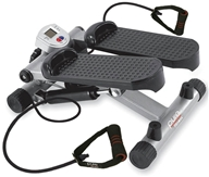 Pure Fitness - Mini Stepper with Stretch Cord 8529MS, from category: Exercise & Fitness