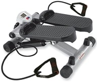 Pure Fitness - Mini Stepper with Stretch Cord 8529MS by Pure Fitness