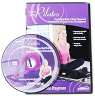Stamina Products - Introduction to AeroPilates with Marjolein Brugman DVD 05-9120D - $29