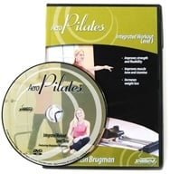 Stamina Products - AeroPilates Level Three Integrated Workout with Marjolein Brugman DVD 05-9123D (022643091238)