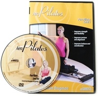 Image of Stamina Products - AeroPilates Level Two Pure Pilates Workout with Marjolein Brugman DVD 05-9124D