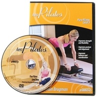 Image of Stamina Products - AeroPilates Level Three Pure Pilates Workout with Marjolein Brugman DVD 05-9125D