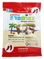 Premium Roasted Seaweed Snack Spicy Chipotle - 5 Sheet(s)