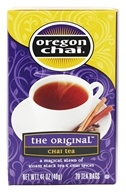 Oregon Chai - The Original Chai Tea - 20 Tea Bags (707082170200)