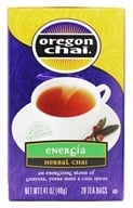Oregon Chai - Energia Herbal Chai Tea - 20 Tea Bags, from category: Teas