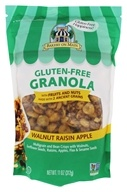 Bakery On Main - Granola Gluten Free Apple Raisin Walnut - 12 oz. - $5.19