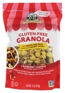 Bakery On Main - Granola Gluten Free Cranberry Orange Cashew - 12 oz.