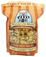 Bakery On Main - Granola Gluten Free Extreme Fruit & Nut Family Size - 22 oz. by Bakery On Main