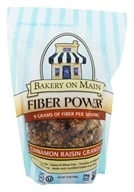 Bakery On Main - Fiber Power Granola Gluten Free Cinnamon Raisin - 12 oz. (835228003829)