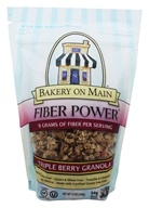Bakery On Main - Fiber Power Granola Gluten Free Triple Berry - 12 oz. (835228003836)