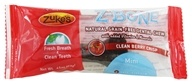 Zuke's - Z-Bones Natural Edible Dental Chews Mini Clean Cherry Berry - 0.5 oz. by Zuke's