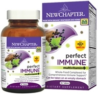 Image of New Chapter - Perfect Immune - 96 Tablets