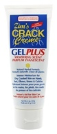 Image of Zim's - Crack Creme Gel Plus Natural Herbal Formula Vanishing Scent - 2 oz.