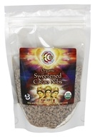 Image of Earth Circle Organics - Balinese Sweetened Cacao Nibs - 8 oz.
