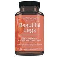 ReserveAge Organics - Beautiful Legs Advanced Diosmin Complex - 30 Vegetarian Capsules, from category: Nutritional Supplements