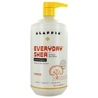 Alaffia - Everyday Shea Moisturizing Conditioner Unscented - 32 oz.