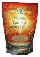 Earth Circle Organics - Coconut Sugar Crystals - 14 oz.