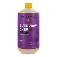Everyday Shea - Moisturizing Shea Butter Bubble Bath Lavender - 32 oz., from category: Personal Care