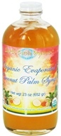 Earth Circle Organics - Organic Evaporated Coconut Palm Syrup - 23 oz.