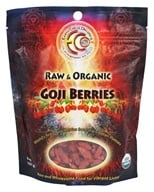Earth Circle Organics - Raw & Organic Goji Berries 227 g. - 8 oz.