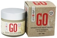 Ginger People - GO Ginger Face Moisturizer - 2 oz. by Ginger People