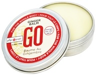 Image of Ginger People - GO Ginger Balm - 1.6 oz.