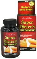 Laci Le Beau - Super Dieter's Fast Dissolve - 30 Tablets Senna Leaf Extract, from category: Diet & Weight Loss