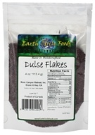 Earth Circle Organics - Dulse Flakes Raw & Wildcrafted - 4 oz. (813313012222)
