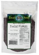 Earth Circle Organics - Dulse Flakes Raw & Wildcrafted - 4 oz. by Earth Circle Organics
