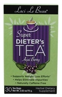 Laci Le Beau - Super Dieter's Tea Cleanse with Acai Berry - 30 Tea Bags, from category: Teas