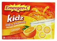 Alacer - Emergen-C Kidz Orange - 30 Packet(s) (076314304059)