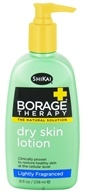Image of Shikai - Borage Therapy Dry Skin Lotion Lightly Fragranced - 8 oz.
