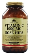 Image of Solgar - Vitamin C With Rose Hips 1000 mg. - 250 Tablets
